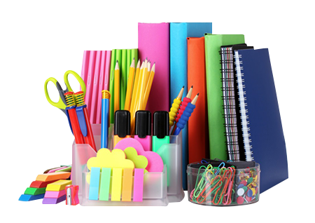 All kinds of School & Office Stationary